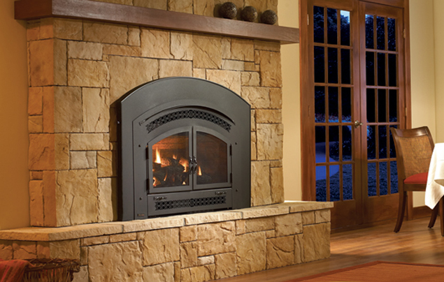 Fashionable Fireplaces