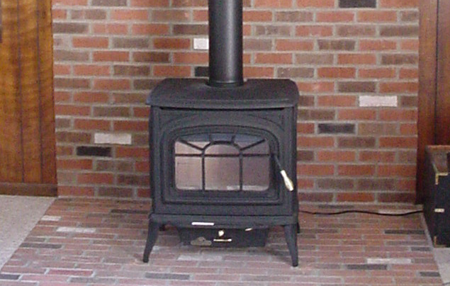 Improve House Appearance With Fireless Fireplace : Improve House Appearance With Fireless Fireplace : Fireplace Wood ...